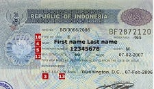 Busines Process Outsourcing Visa - Izin kerja
