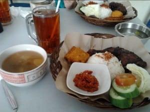 Makanan dan minuman di Indonesia