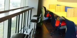 Office Space in Jakarta by Cekindo