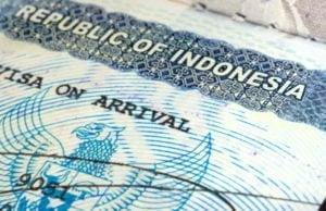 Visa on arrival - Cekindo