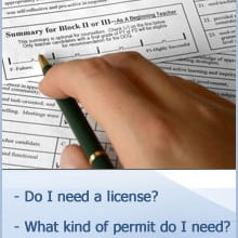 permanent license