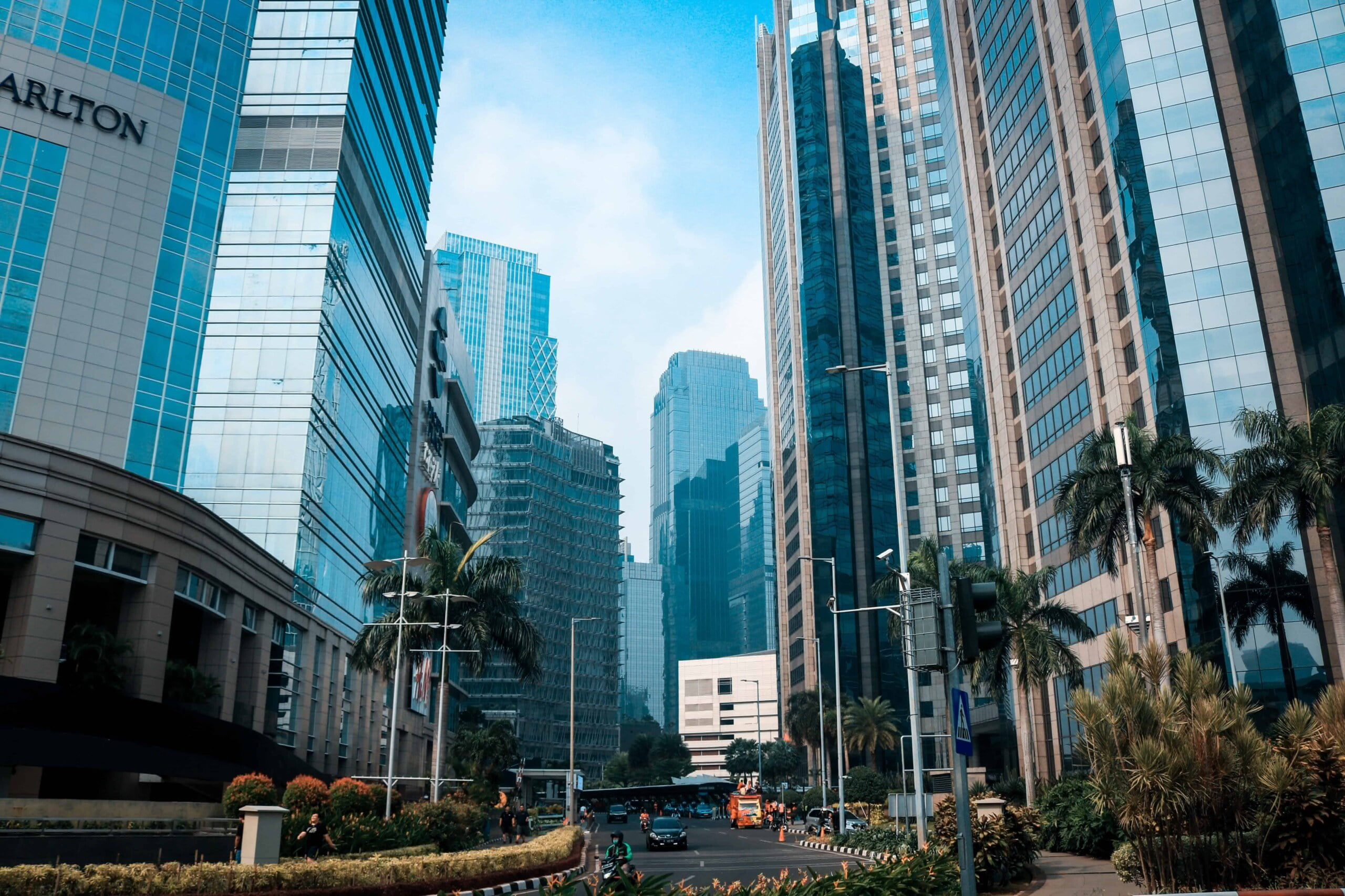 investment in indonesia