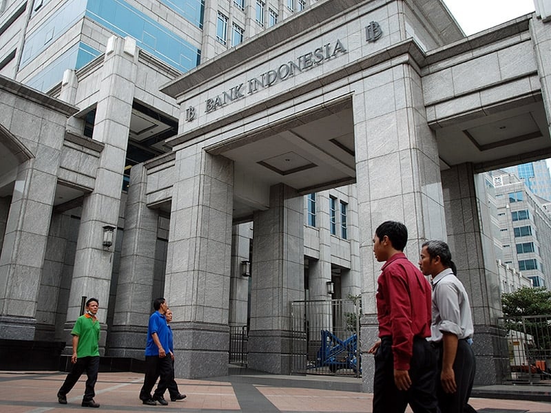 opening bank account Indonesia