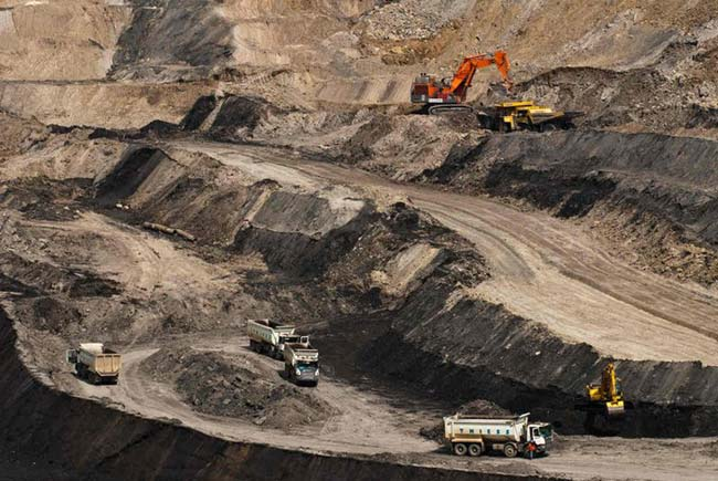 mining in indonesia