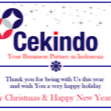 Cekindo Wishes You A Merry Christmas & A Happy New Year!