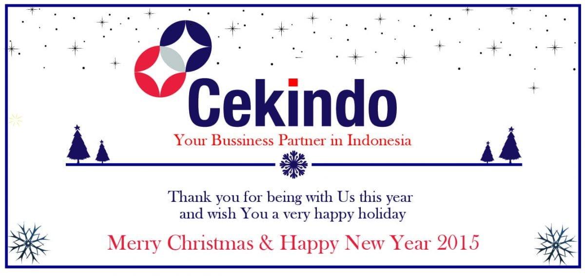 Cekindo wishes you a merry christmas a happy new year company cekindo wishes you a merry christmas a happy new year kristyandbryce Image collections