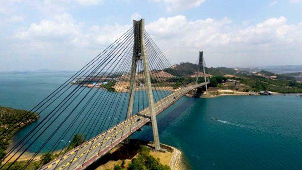 Batam - The Free Trade Zone Area in Indonesia