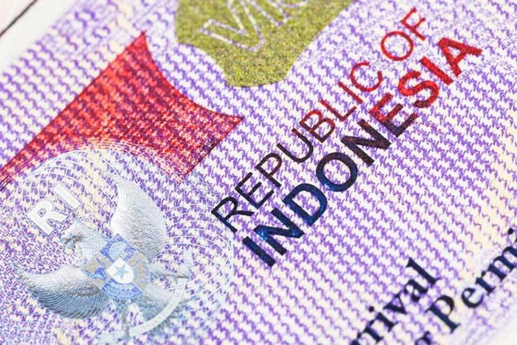 Visa on arrival - Indonesia - Cekindo