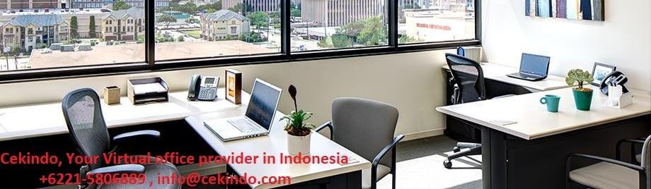 Virtual office in Jakarta_Cekindo