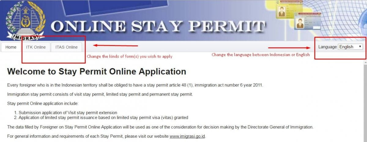Living Permit - KITAS Sponsored by Indonesian Spouse - Indosight.com