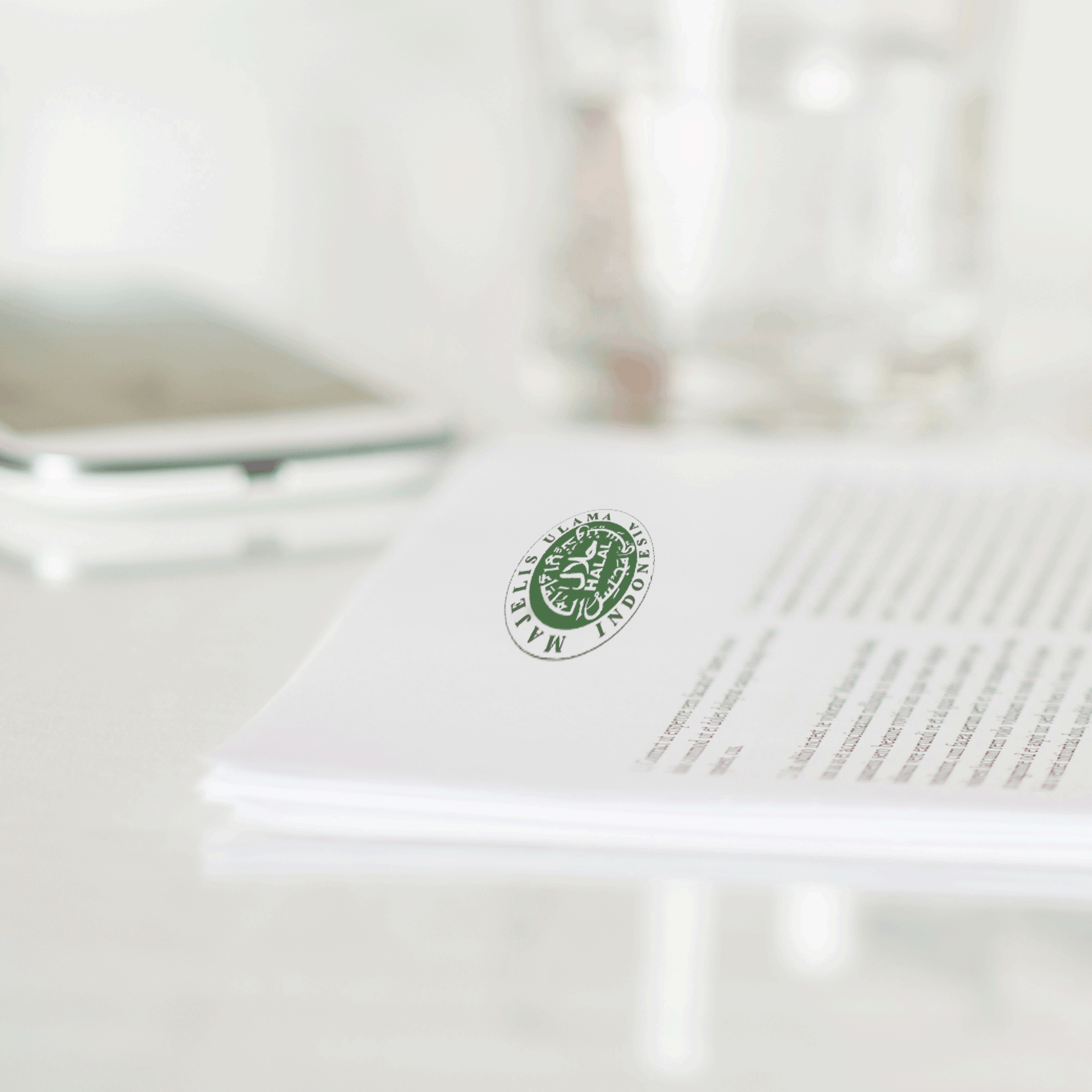 Getting Halal Certificate