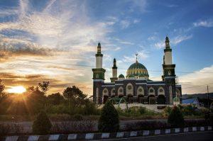 Masjid Bengkulu - Cekindo
