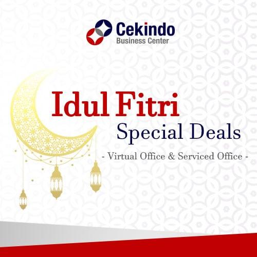 Idul Fitri special deals