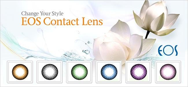 EOS Contact Lens - Case Study