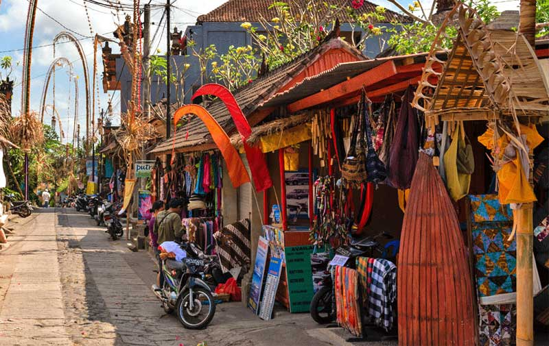 business in bali
