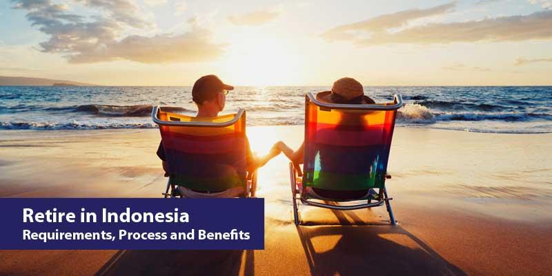 Retirement visa in Bali