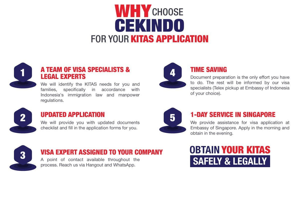 Why Choose Cekindo for KITAS Application in Indonesia