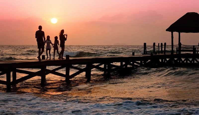 moving to bali with family