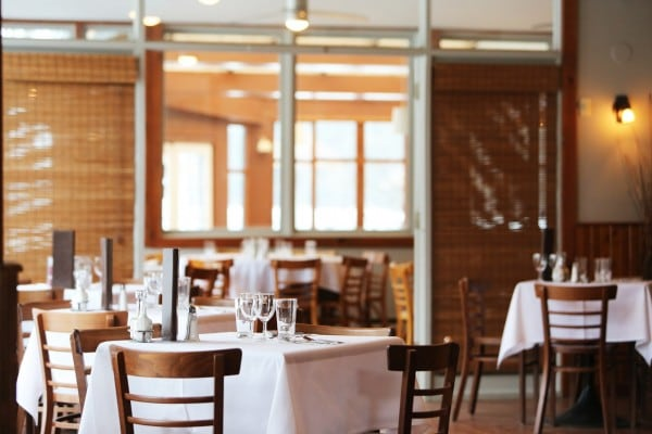 restaurant in bali