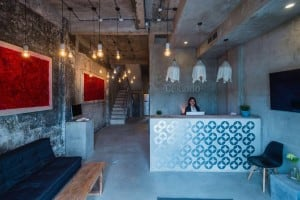co working space bali