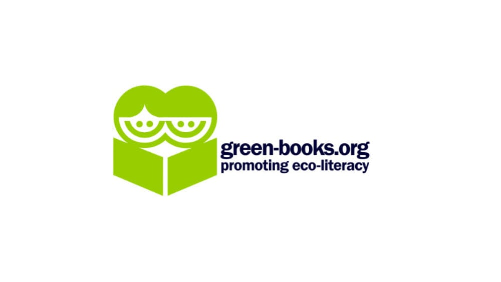 Green books logo