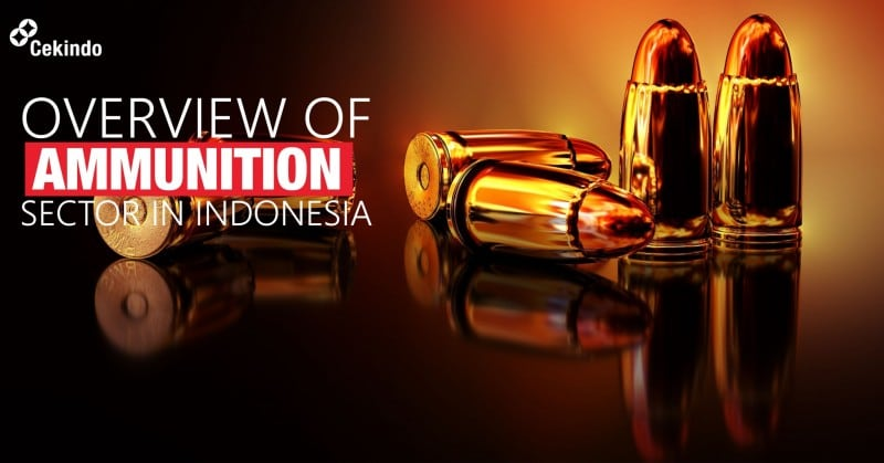 ammunition sector in indonesia