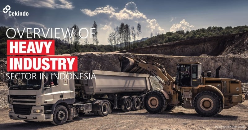 heavy industry sector in indonesia