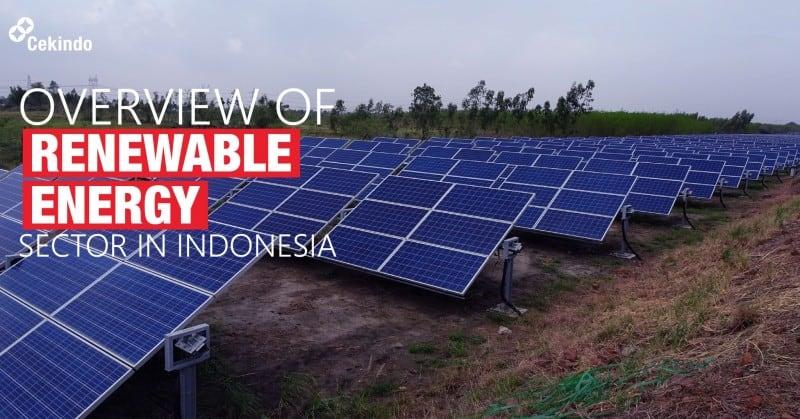 renewable energy indonesia