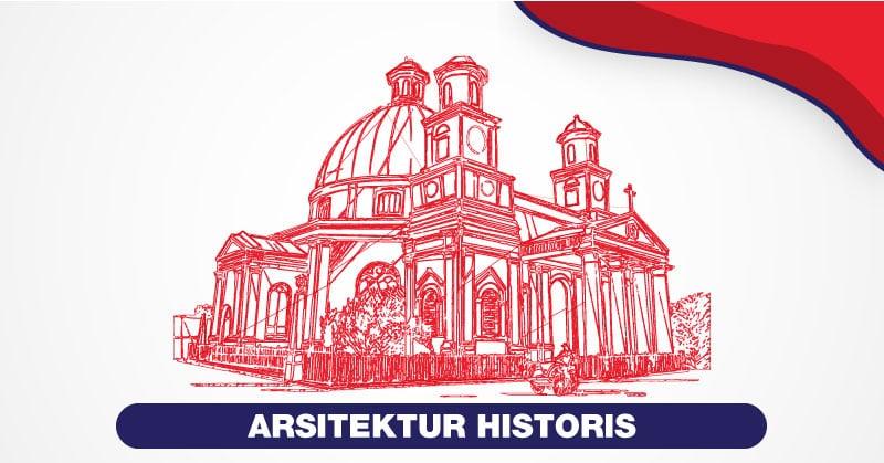 arsitektur historis ekspat semarang
