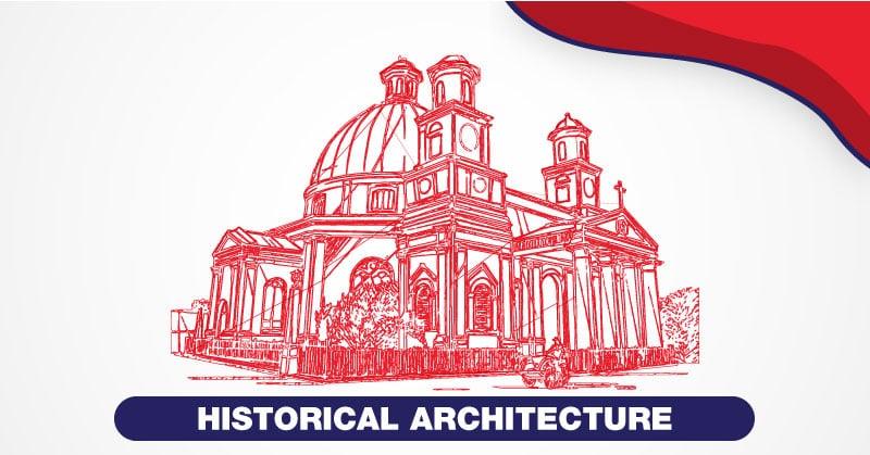 historical architecture in semarang, Expat life in Semarang