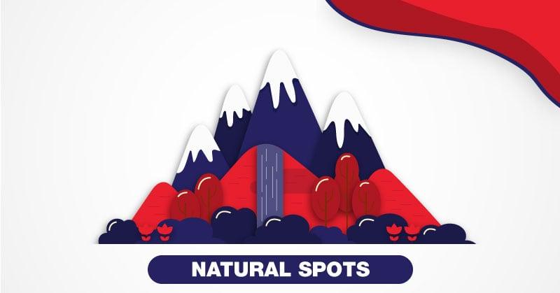 natural spots in semarang