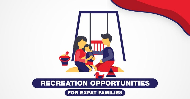 recreation opportunities for expat families in semarang, Expat life in Semarang