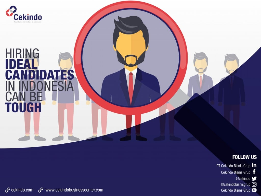 recruitment of foreign workers in indonesia