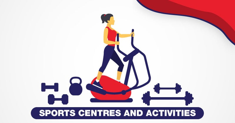 sport centres and activities in semarang, Expat life in Semarang