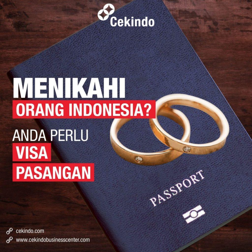 visa pasangan