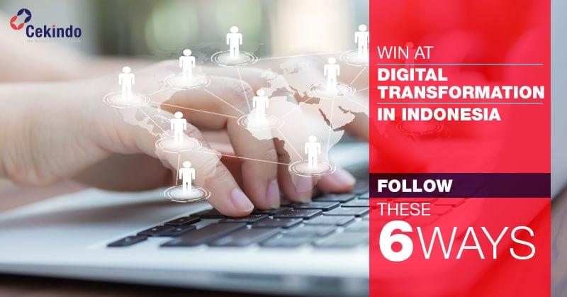 ways to win digital transformation in indonesia