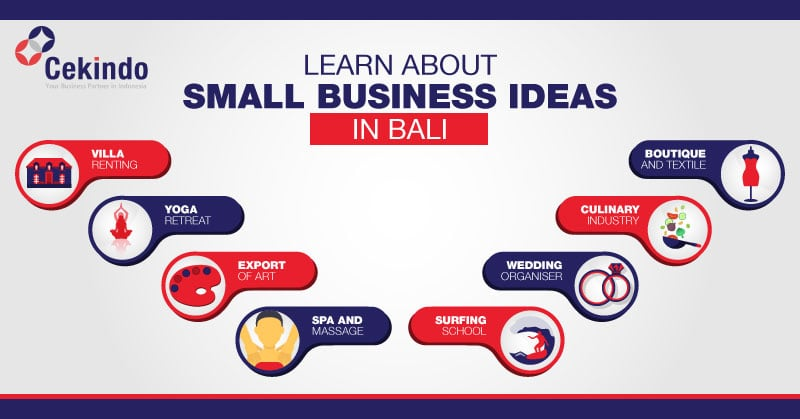 small business in bali - what are the opportunities