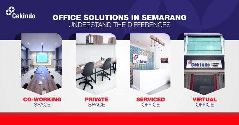 different kinds of offices in Semarang