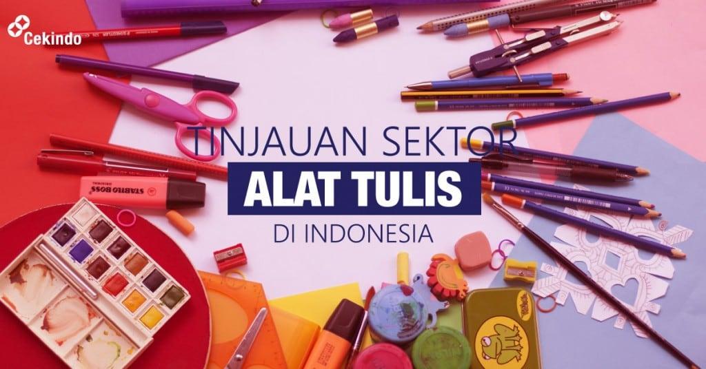 tinjauan sektor alat tulis di indonesia