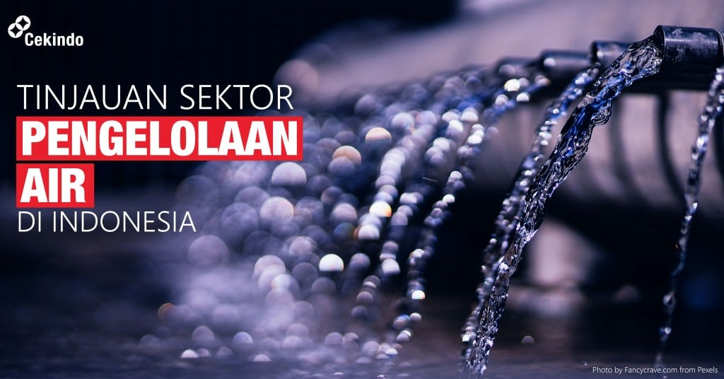 tinjauan sektor pengelolaan air di indonesia