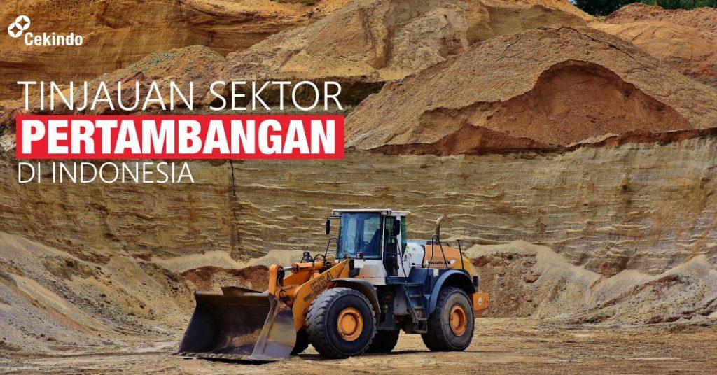 tinjauan sektor pertambangan di indonesia