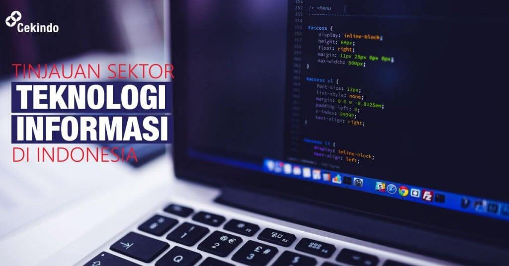 tinjauan sektor teknologi informasi di indonesia