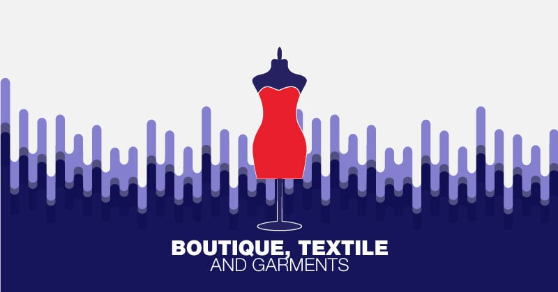 small business in bali - boutique textile and garments