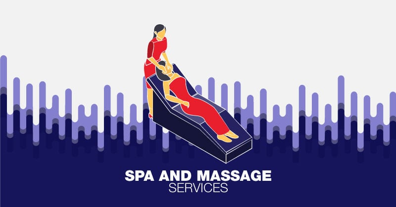 small business in bali - spa and massage