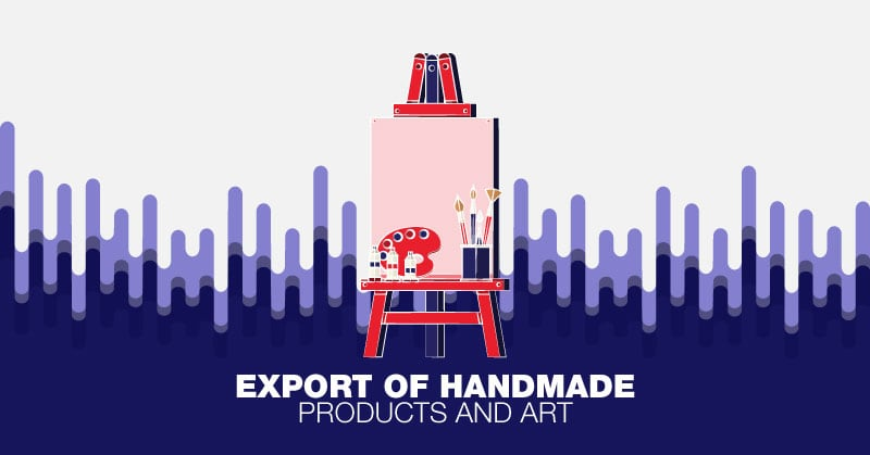 small business in bali - export of handmade and art products