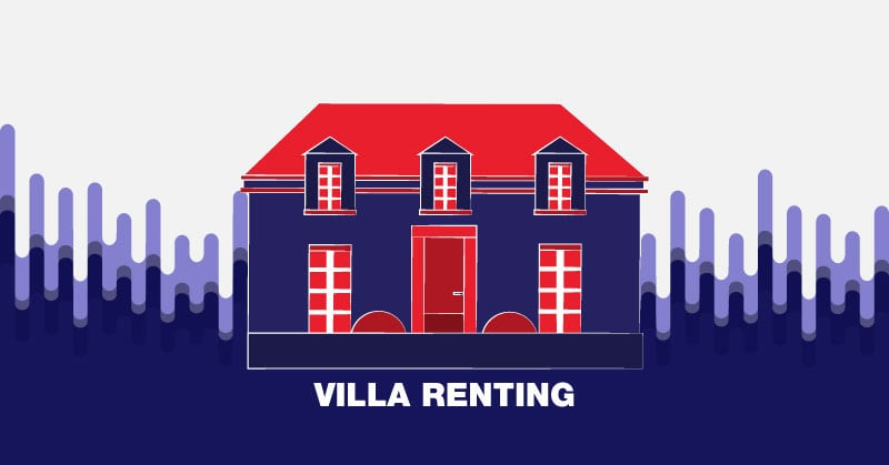small business in bali - villa renting
