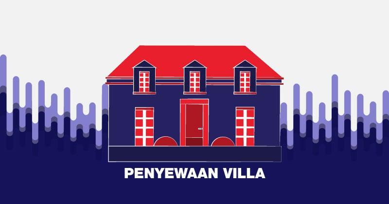 penyewaan villa