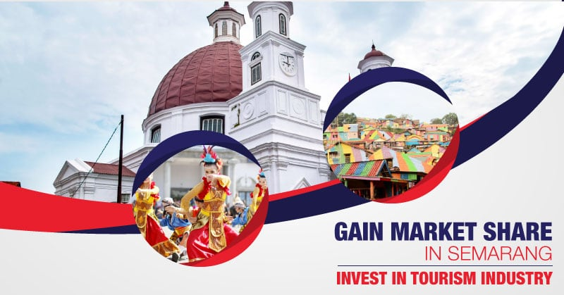 tourism in semarang - gain market share