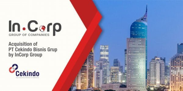 partnership between cekindo and incorp group