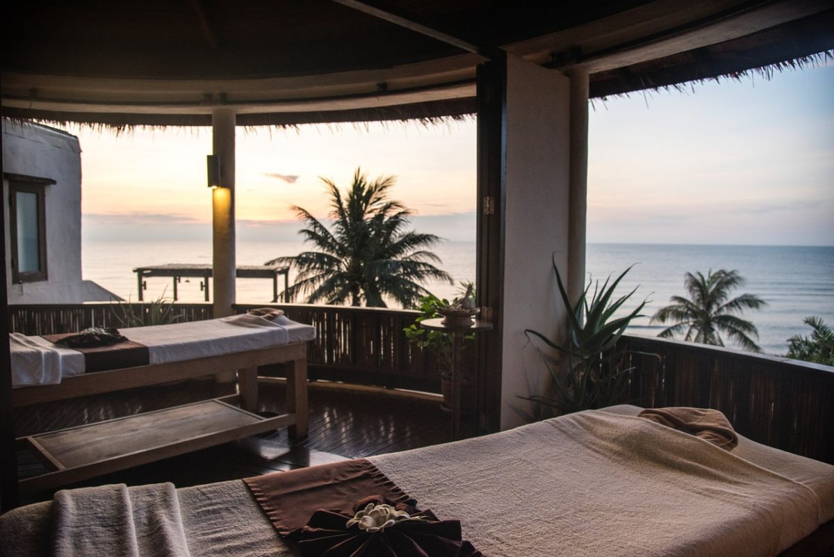 doing business in bali spa